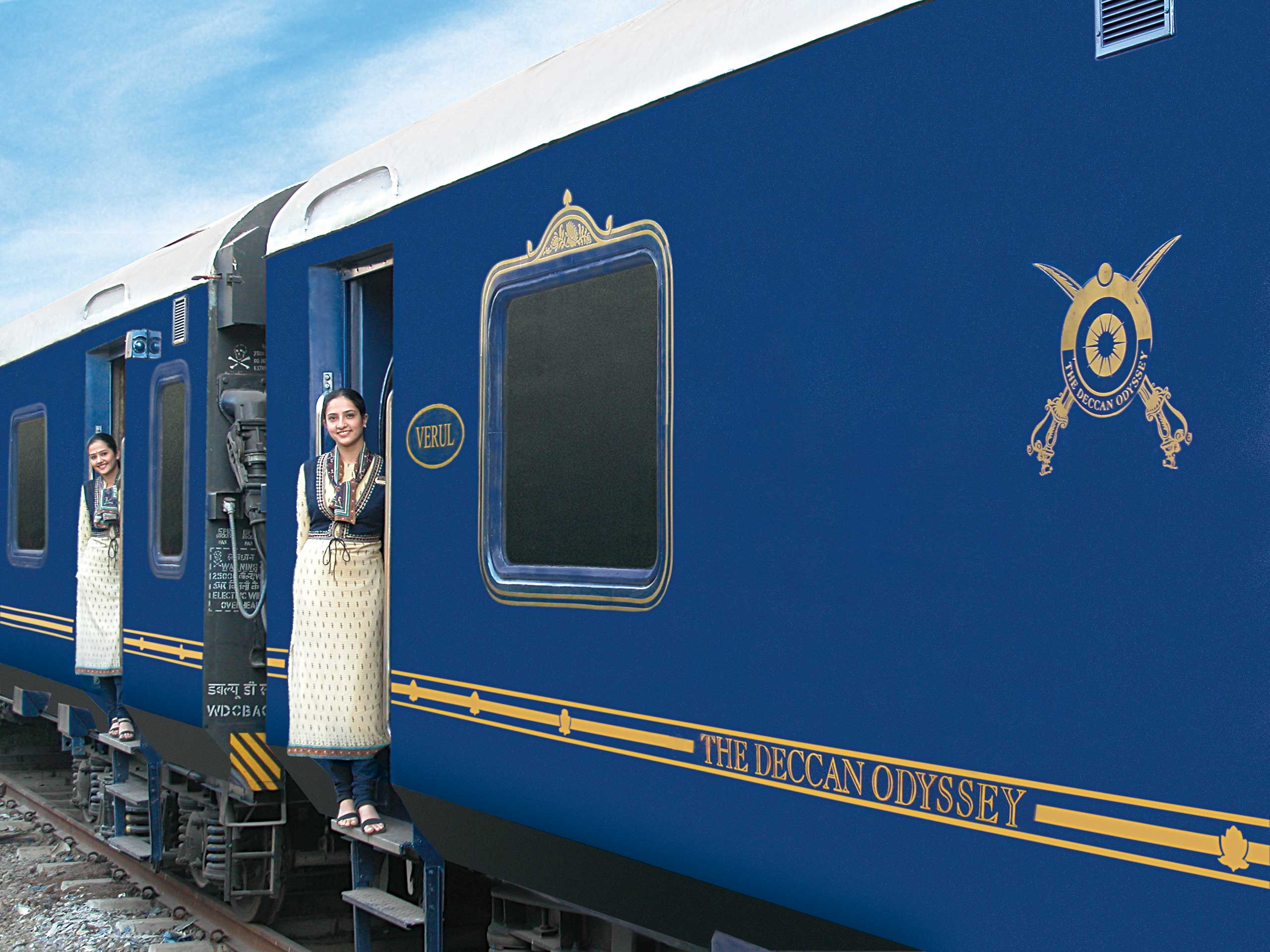 The Deccan Odyssey Train