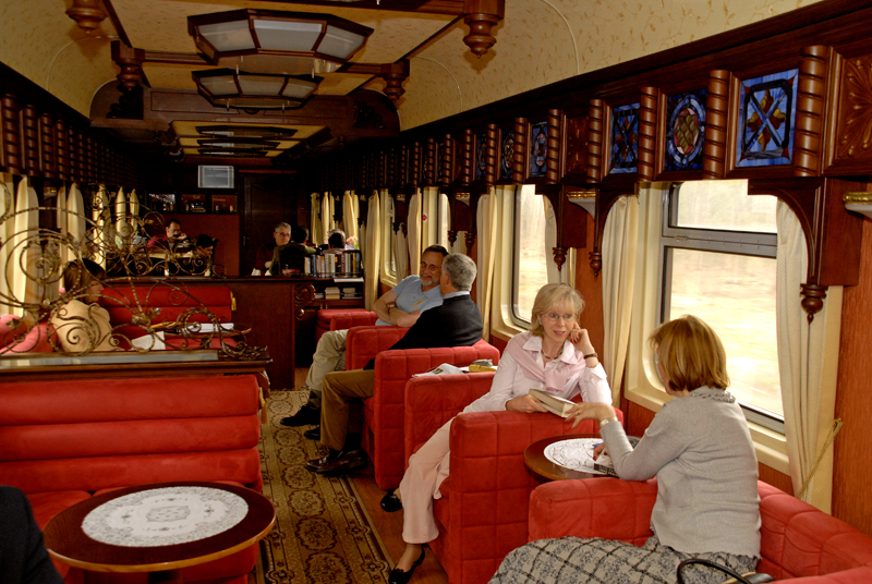 Welcome to deccan odyssey Luxury Train