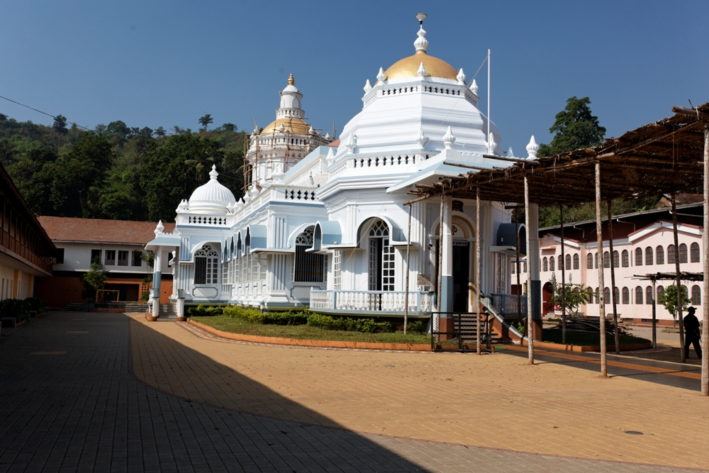Deccan Odyssey Day 4 Mangeshi Temple Vasco Goa