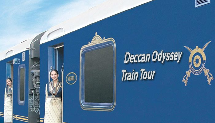 Deccan Odyssey - Golden Treasure Train Tour
