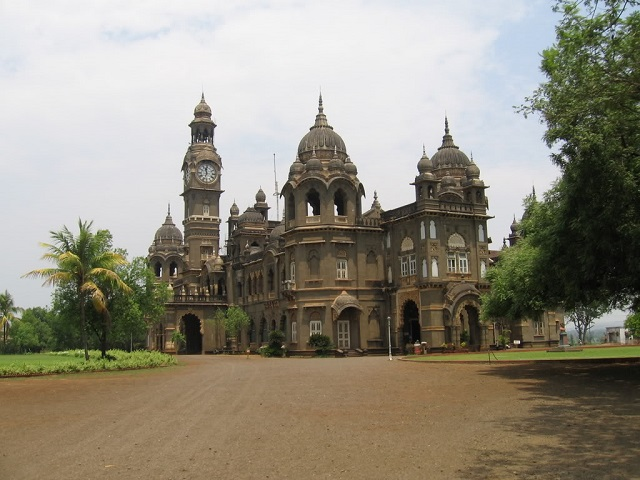 New Palace in Kolhapur