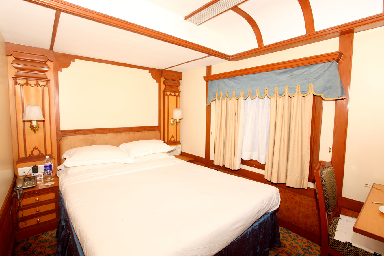 Deccan Odyssey - Double Bed Cabin