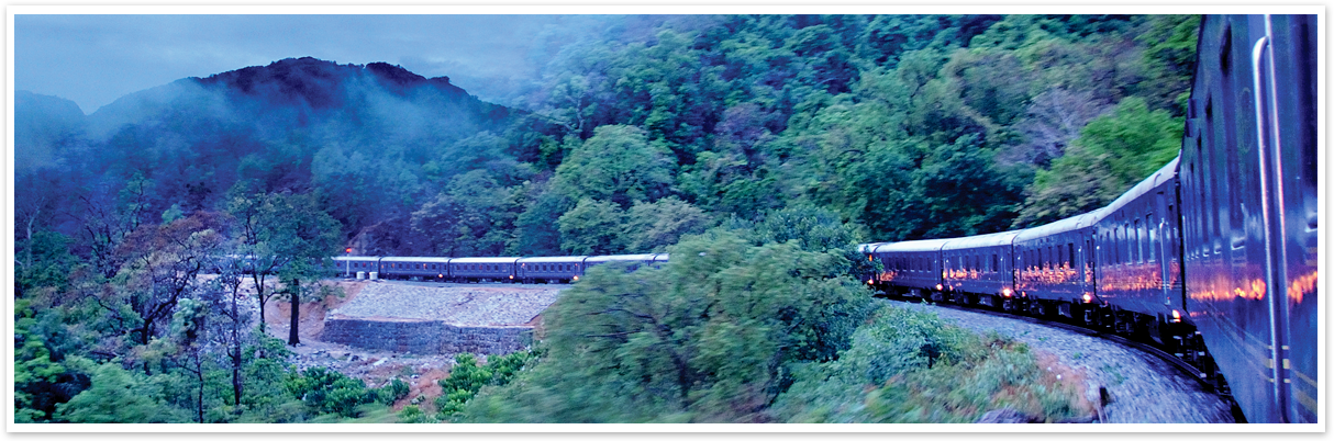 General Information regarding Deccan Odyssey Journey
