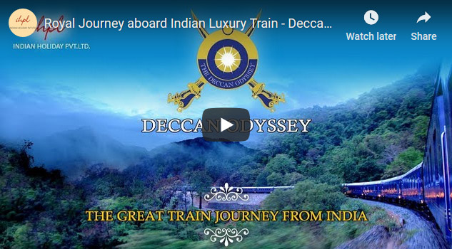 The Deccan Odyssey | Luxury Trains in India | Asia's Leading